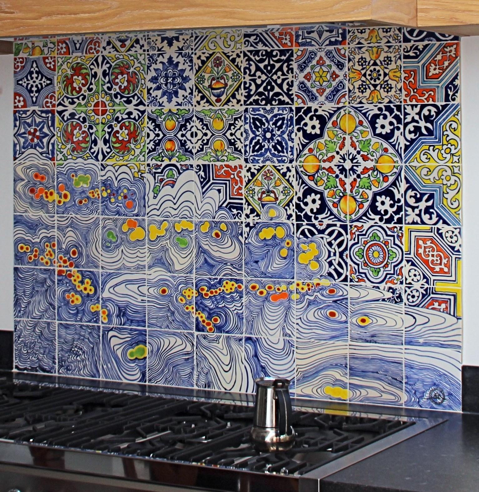 Hans Van Lemmen Historical Tiles 187 Contemporary Tile Artist