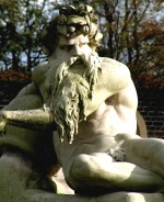 River God, Ham House, Surrey,  c. 1790