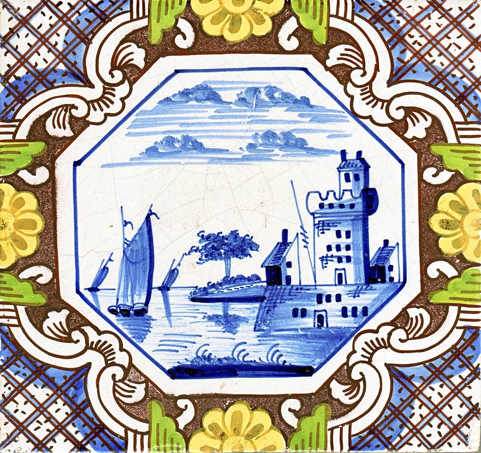 Dutch tile