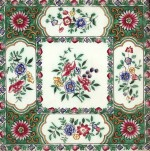 English transfer-printed tile 1835-40