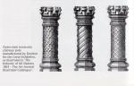 Doulton & Co., Tudor-style chimney pots, 1851