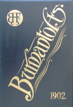 Burmantofts catalogue of 1902 showing the BF logo