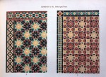 Minton geometric mosaic pavements in the Art Journal of 1851