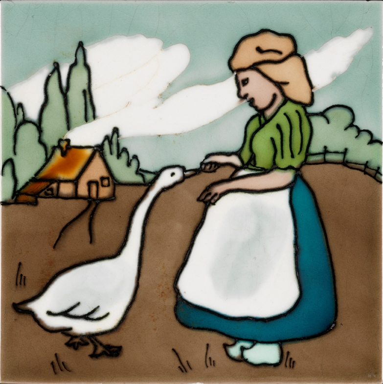 interwar tile